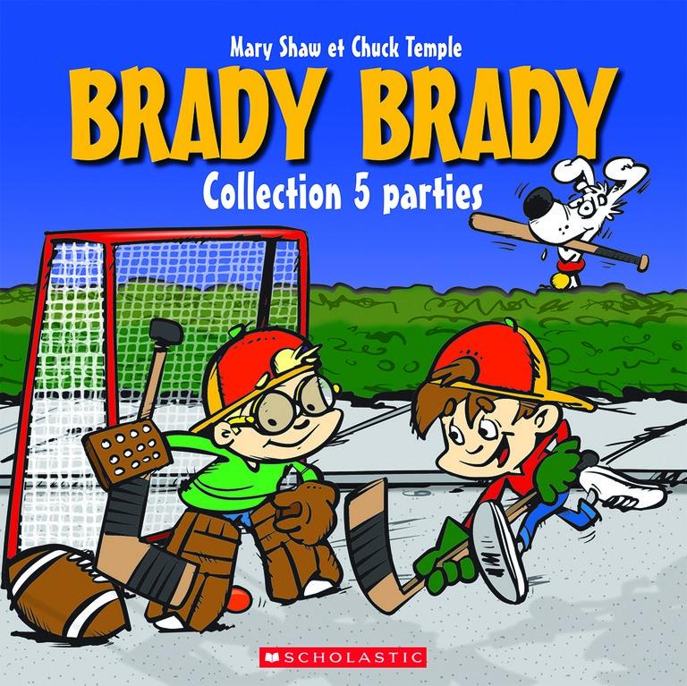 Brady Brady collection 5 parties