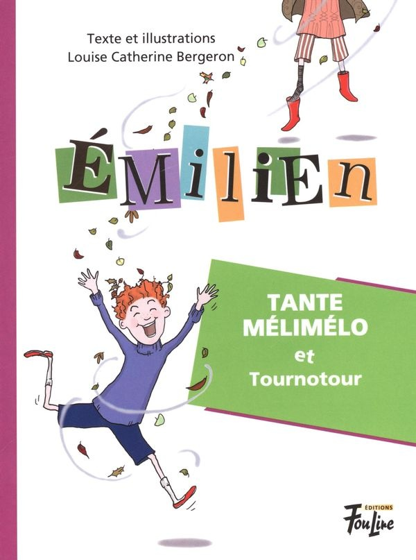 Tante Mélimélo et Tournotour