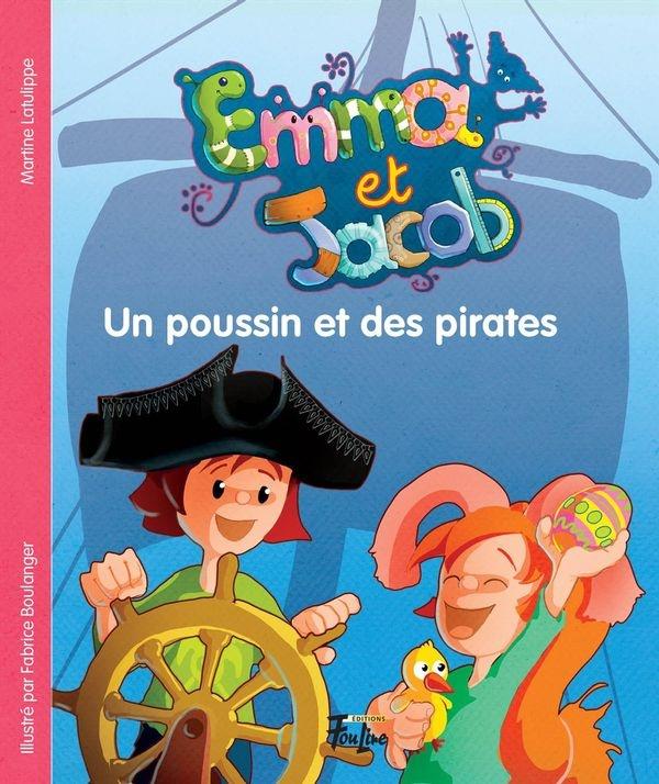 Un poussin et des pirates