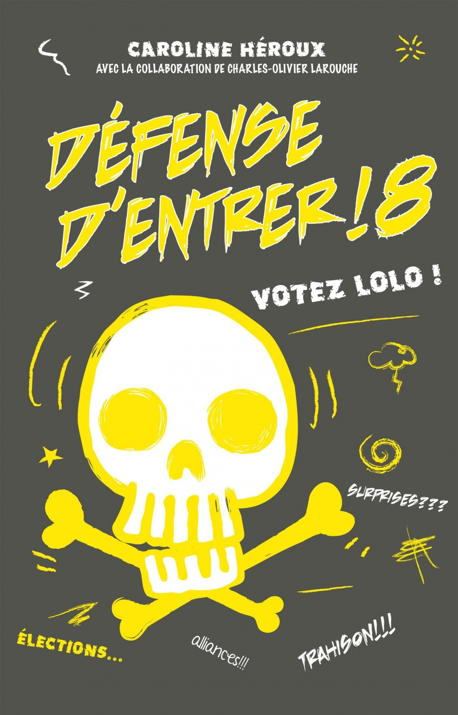 Votez Lolo!