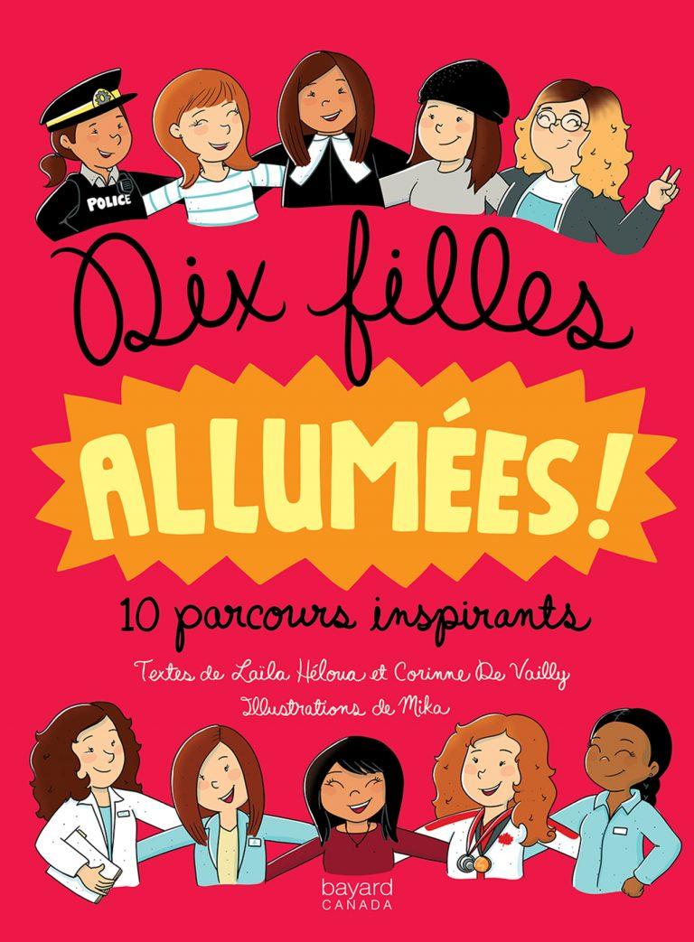 Communication Jeunesse Dix Filles Allumees 10 Parcours
