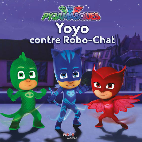 Yoyo contre Robo-Chat