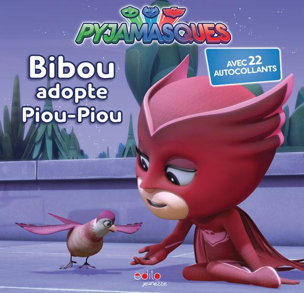 Bibou adopte Piou-Piou