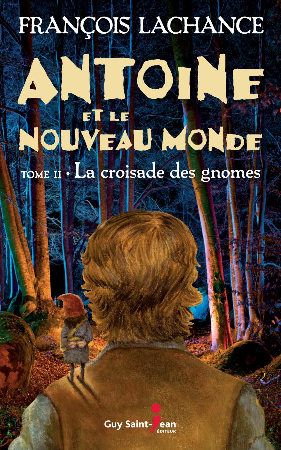 La croisade des gnomes : roman