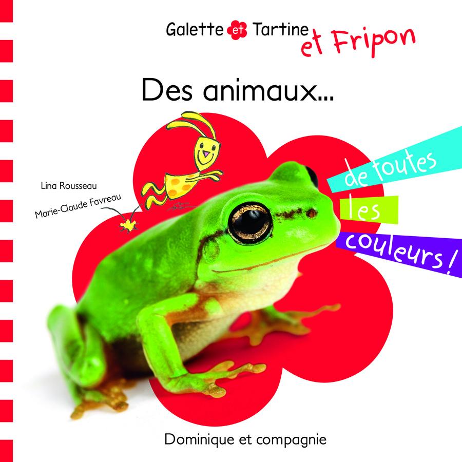 Des animaux… de toutes les couleurs !