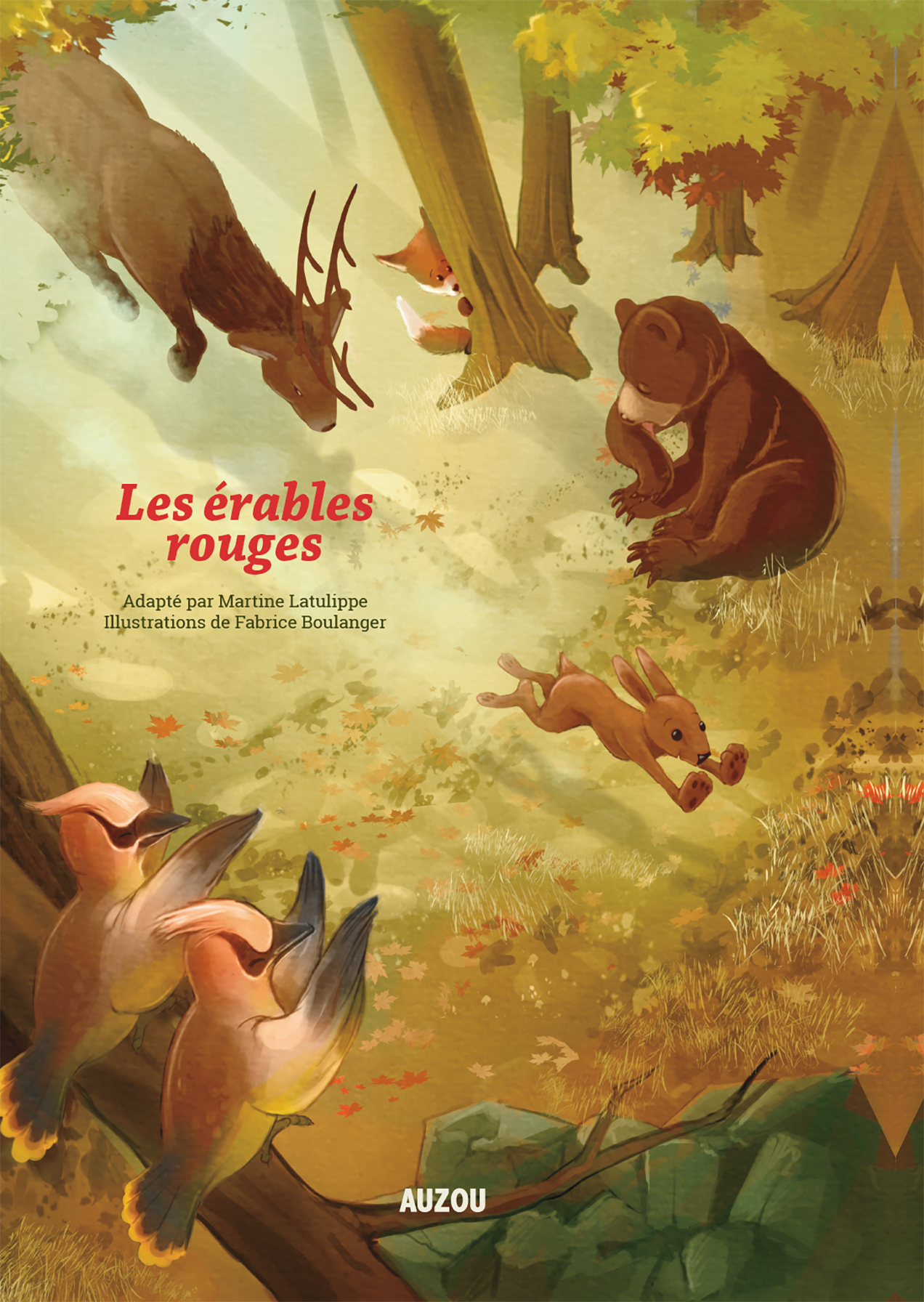 Les érables rouges