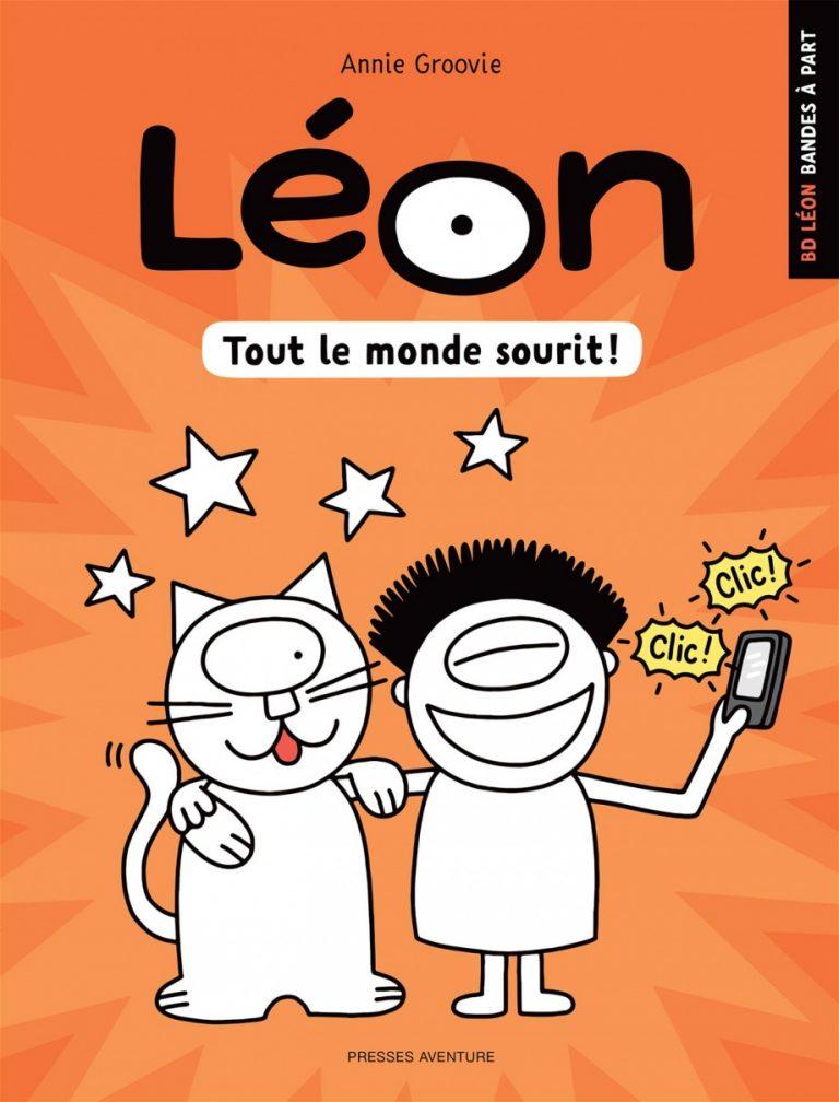 Léon : tout le monde sourit !