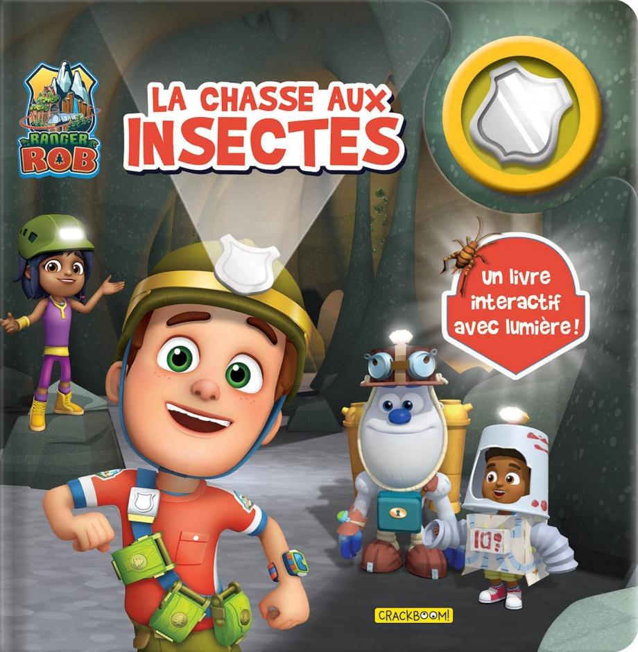 Ranger Rob : La chasse aux insectes