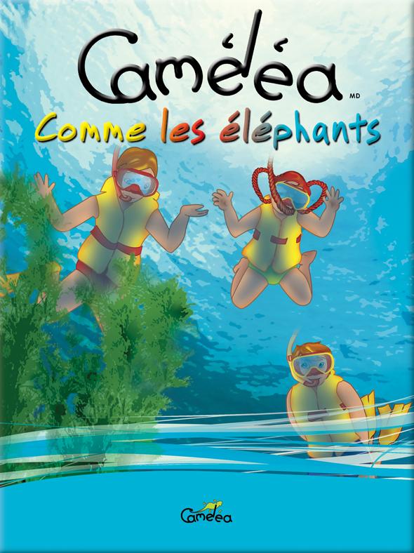 Caméléa, comme les éléphants