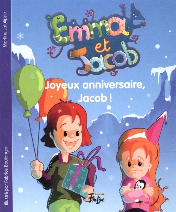 Joyeux anniversaire, Jacob!