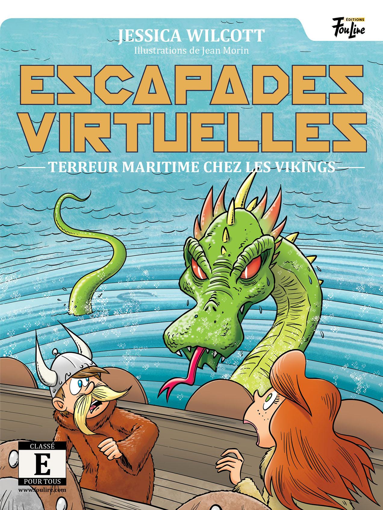 Escapades virtuelles 3 Terreur maritime au pays des Vikings