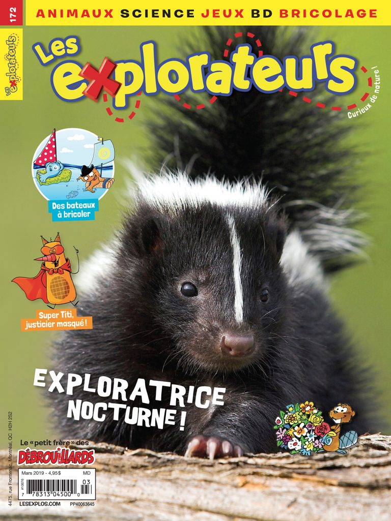 Les Explorateurs, no 172, Mars 2019