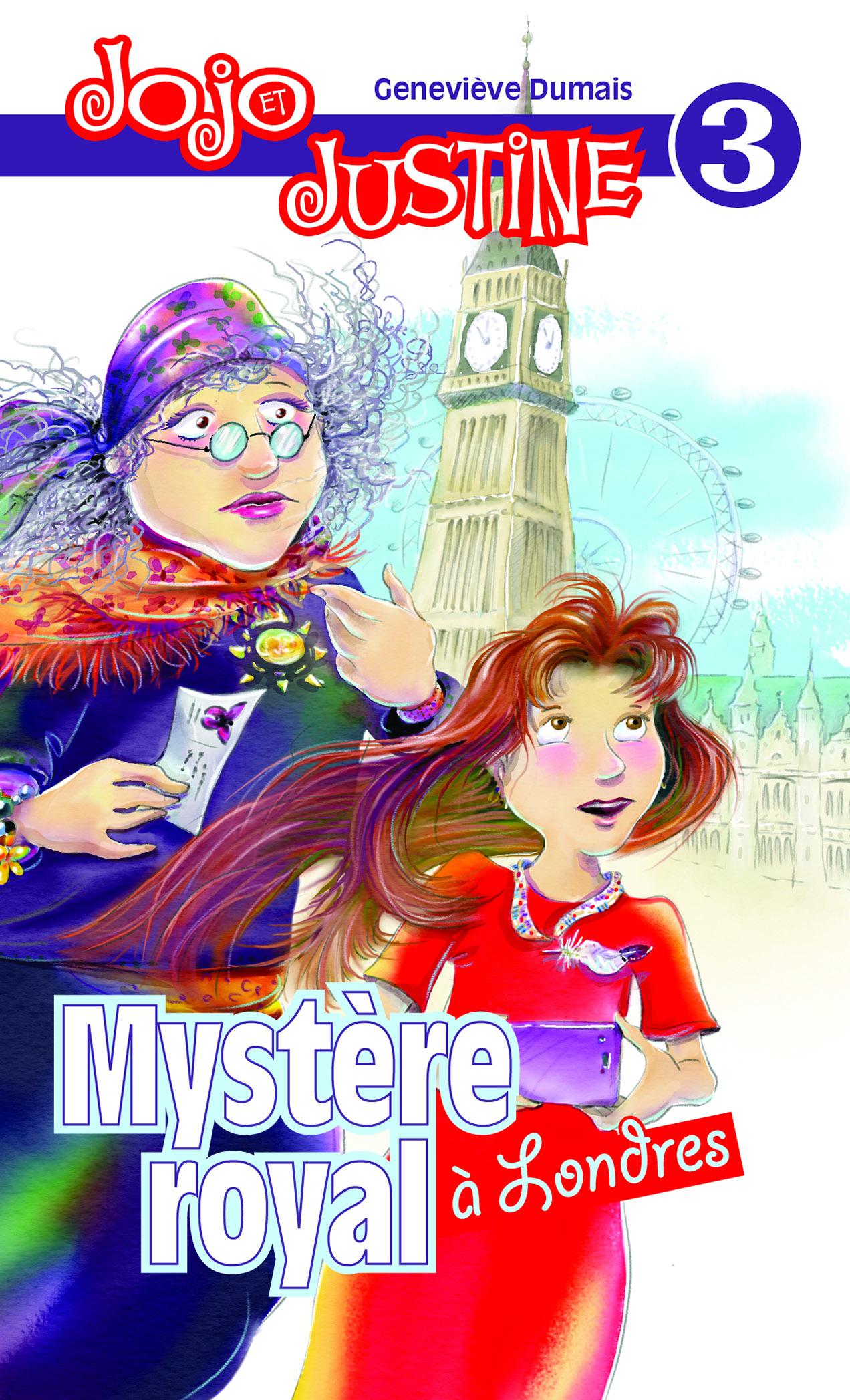 Mystère royal à Londres