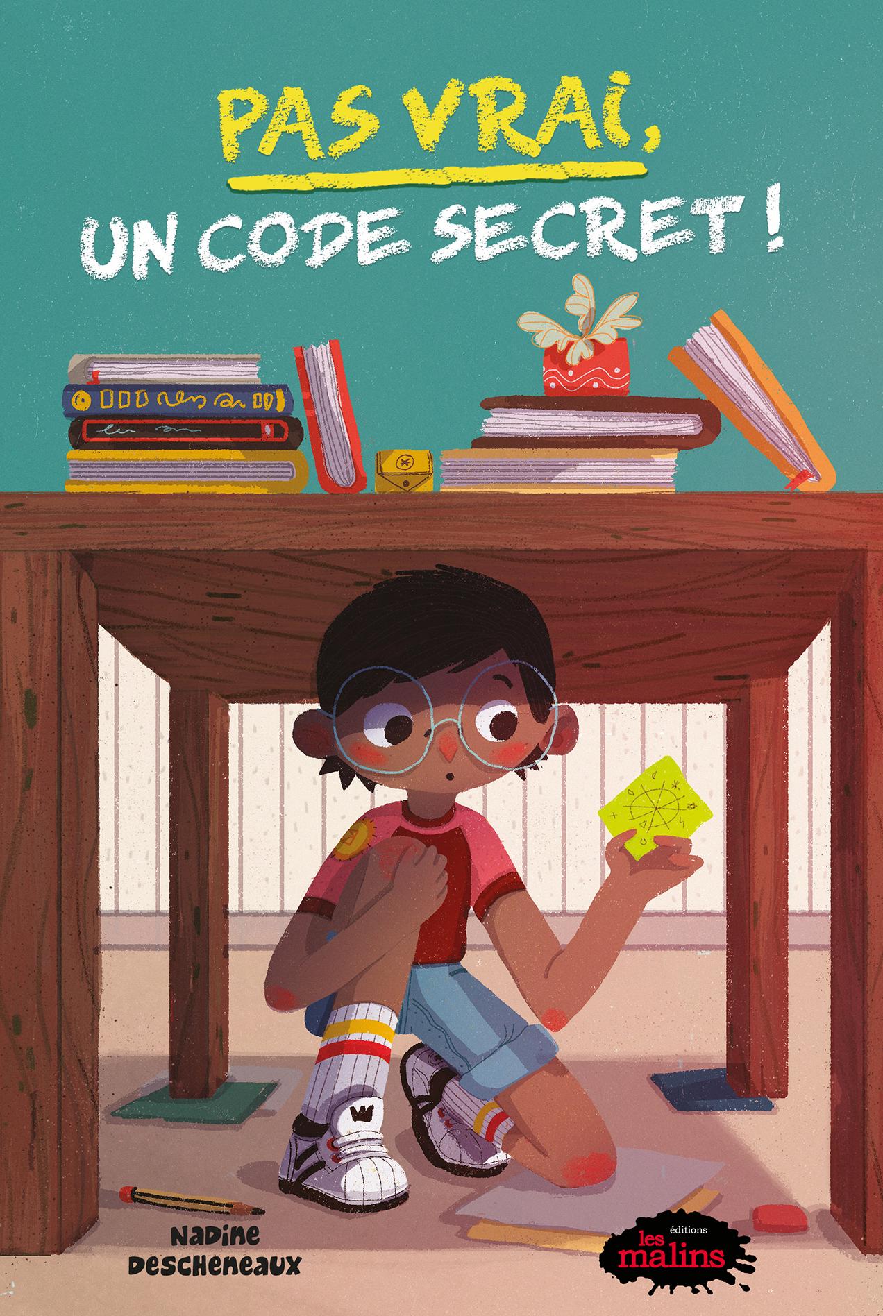 Pas vrai, un code secret !