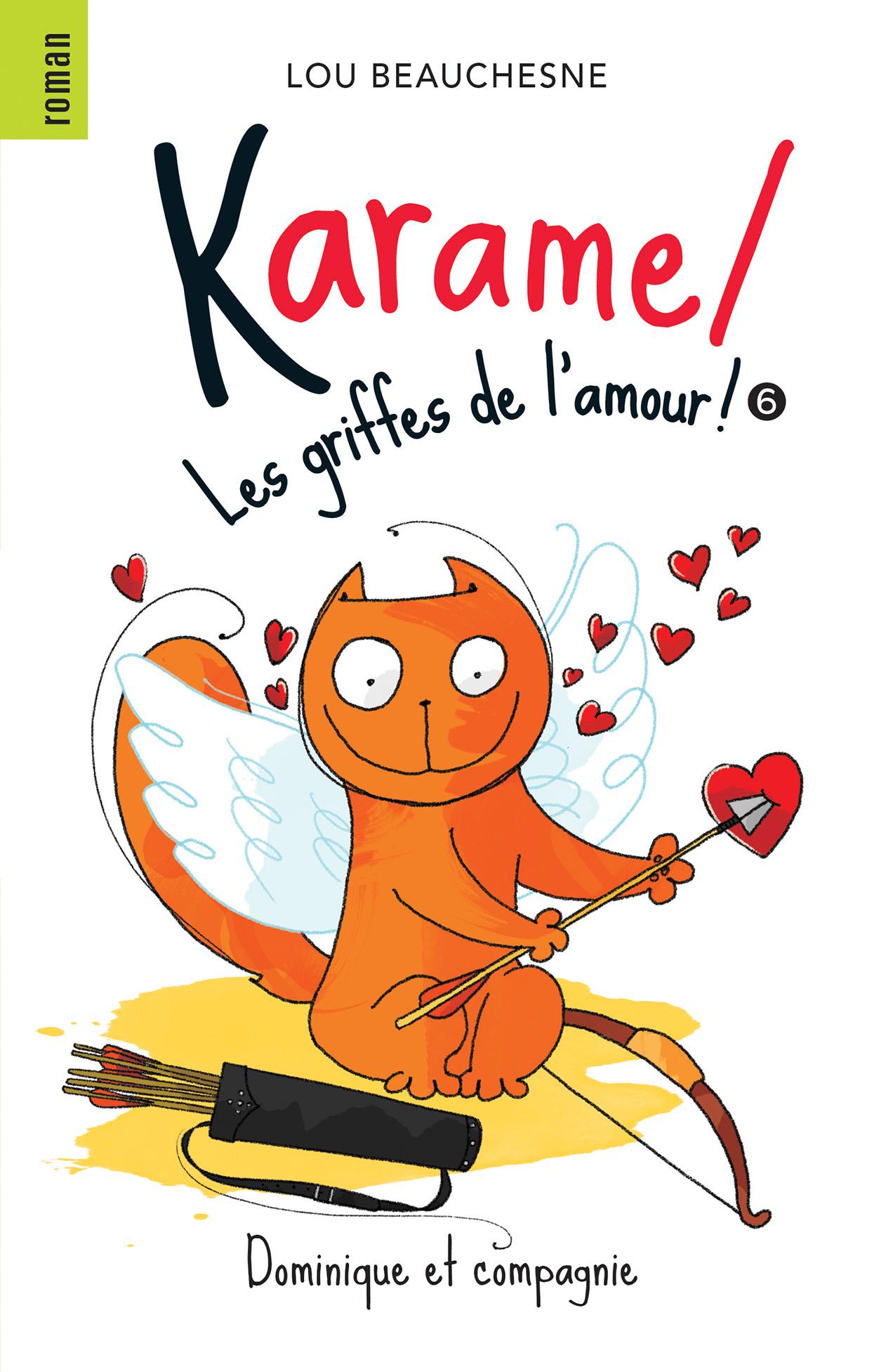 Les griffes de l'amour ! / 6