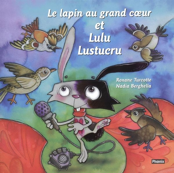 Le lapin et Lulu Lustucru