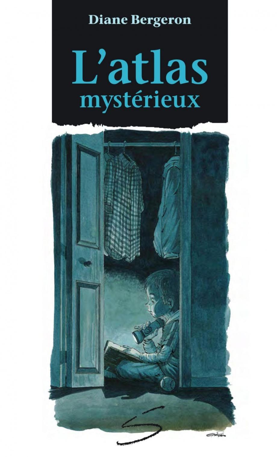 L'atlas mystérieux : un roman