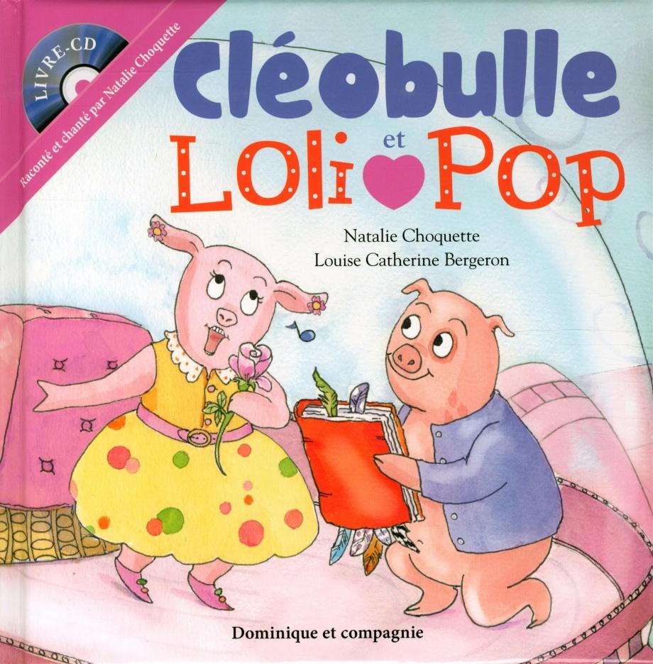 Cléobulle et Loli Pop