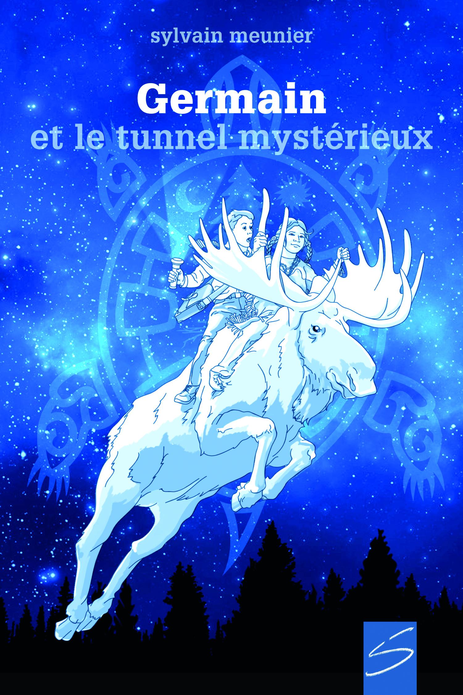 Germain et le tunnel mystérieux