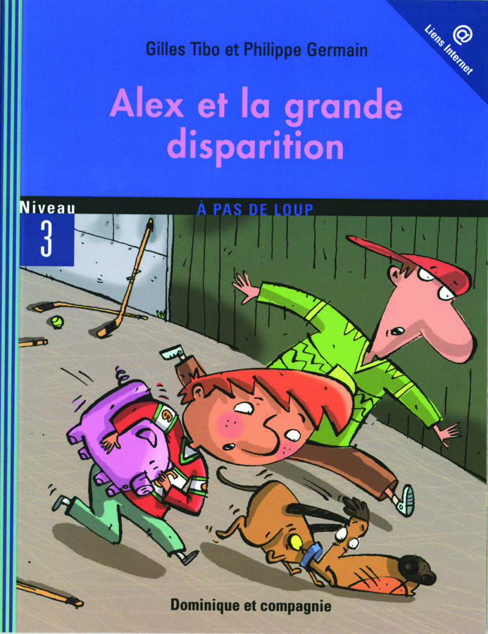 Alex et la grande disparition