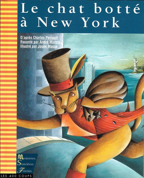 Le Chat botté à New York