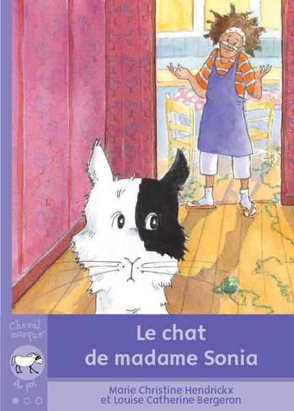 Le chat de madame Sonia