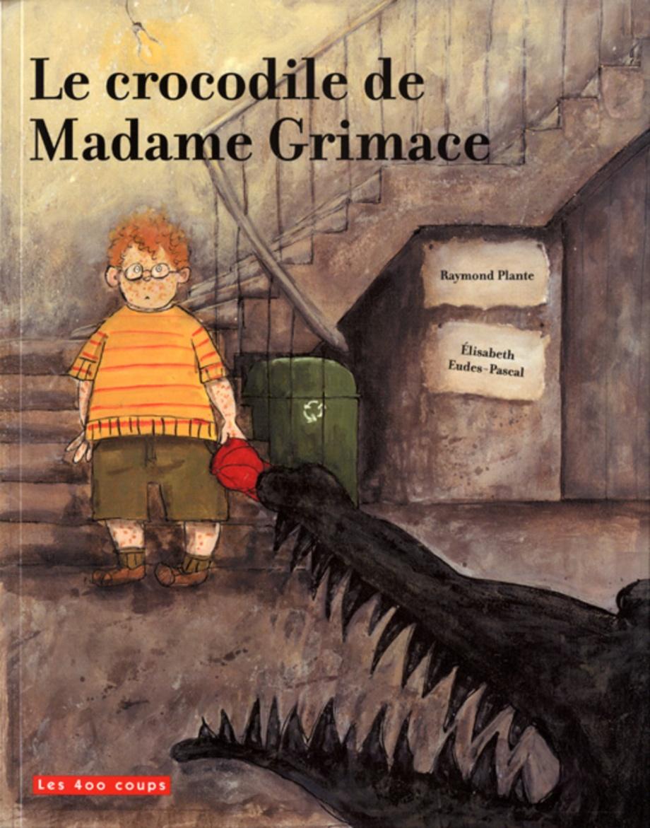 Le crocodile de madame Grimace