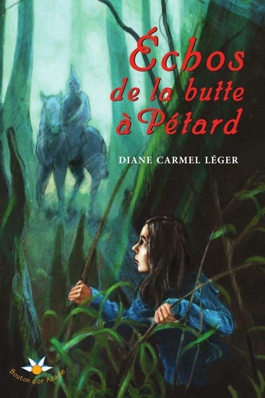 Échos de la butte à Pétard : roman