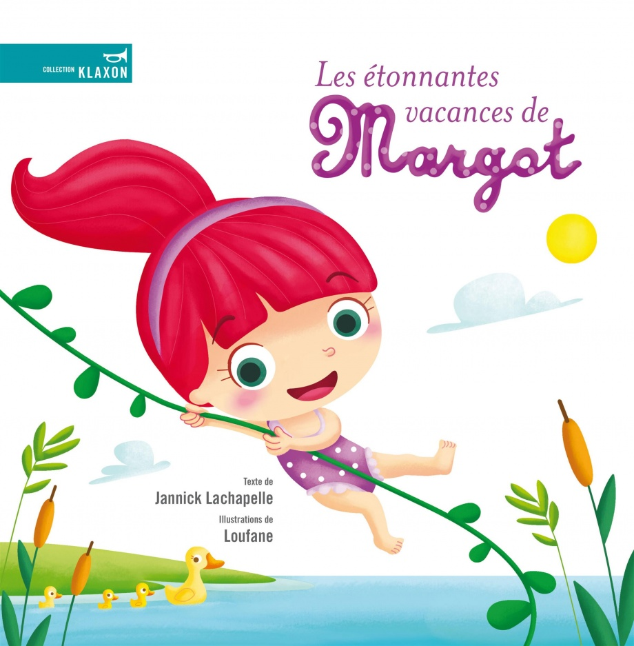 Les étonnantes vacances de Margot
