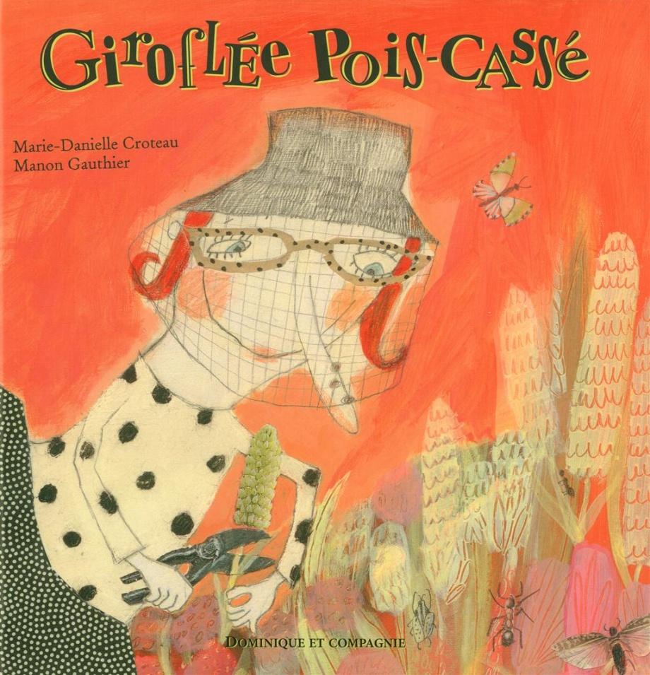 Giroflée Pois-Cassé