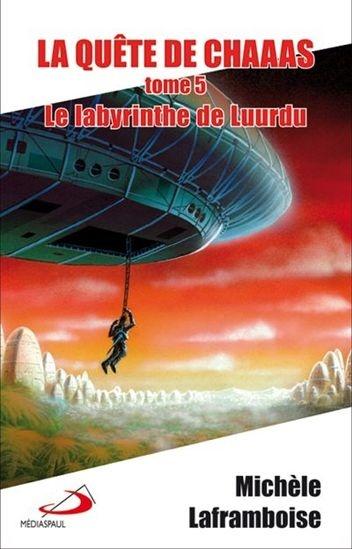 Le labyrinthe de Luurdu