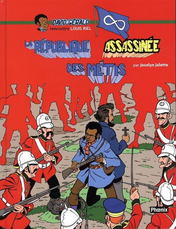 La république assassinée des Métis : tome de 1849 à 1894