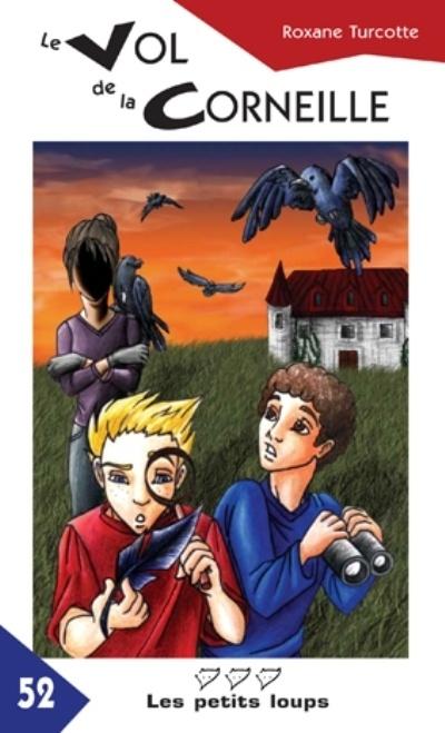 Le vol de la corneille : roman