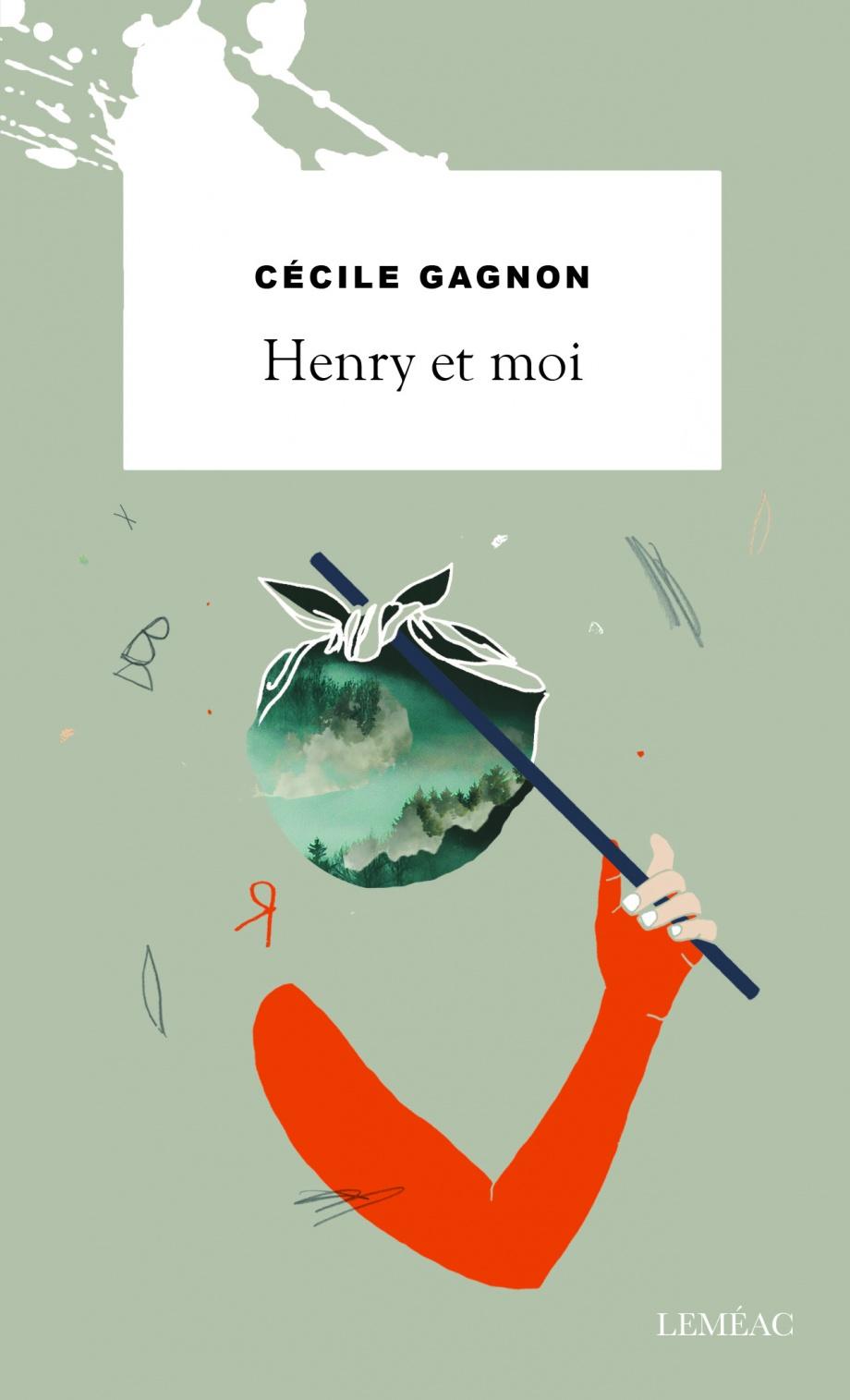Henry et moi : roman