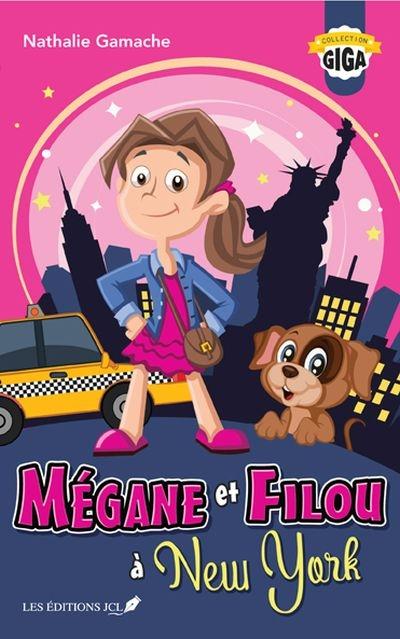 Mégane et Filou à New York