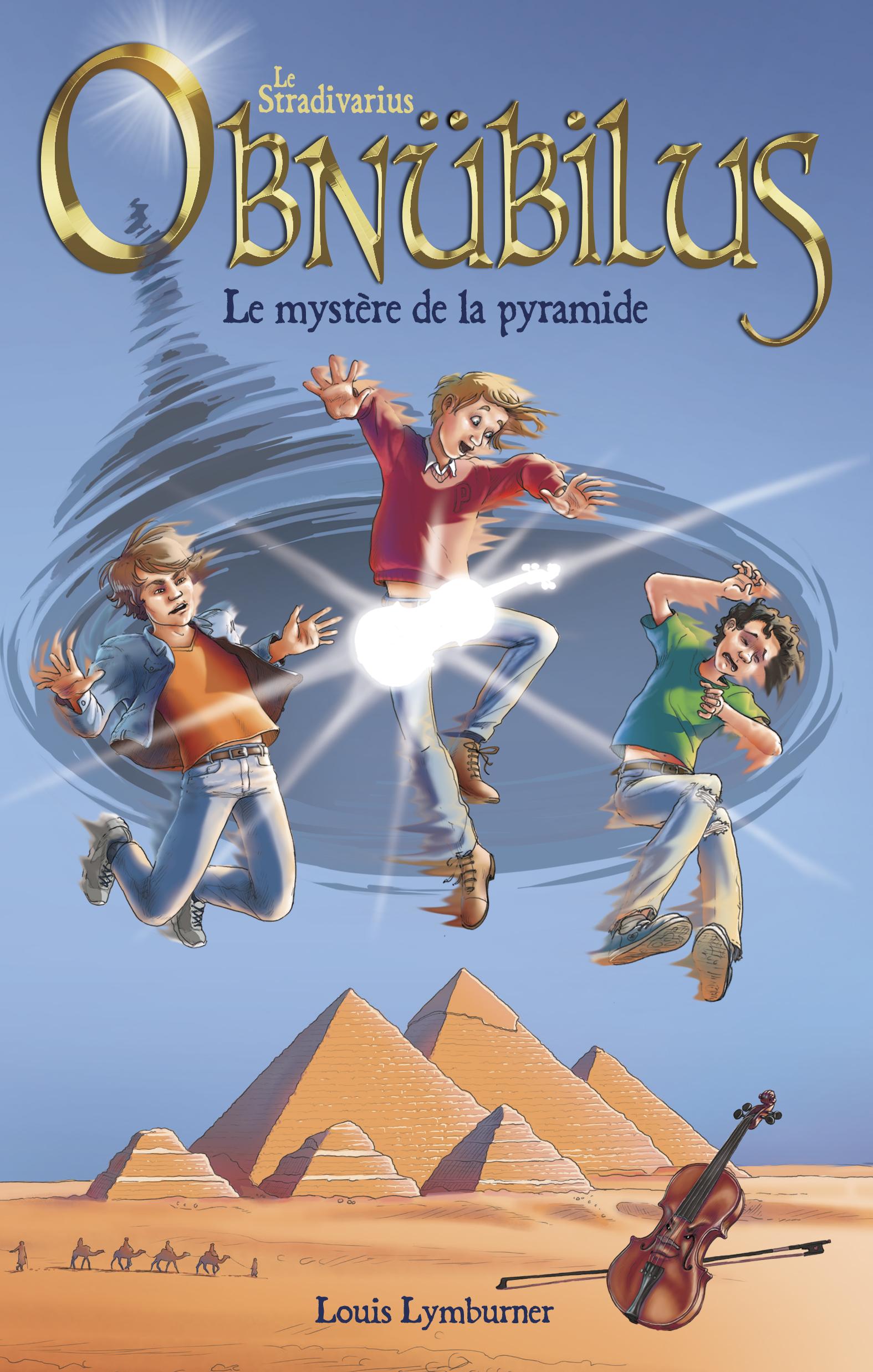 Le mystère de la pyramide