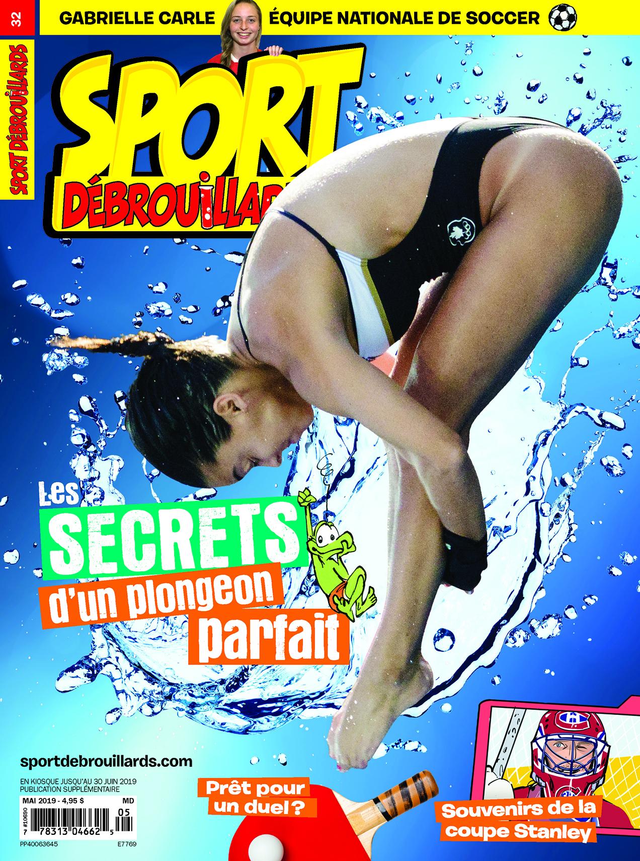 Sport Débrouillards, no 32, Mai 2019