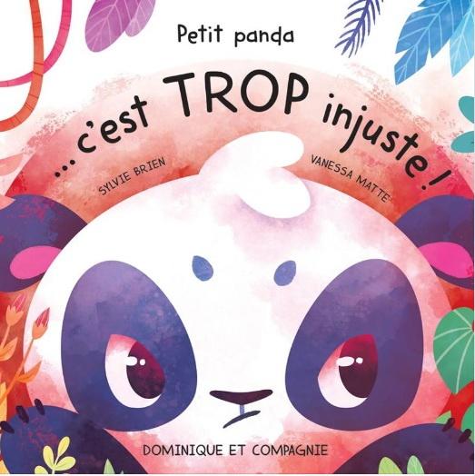 Petit panda… c'est trop injuste!