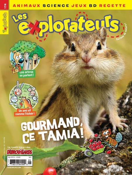 Les Explorateurs, no 174, Mai 2019