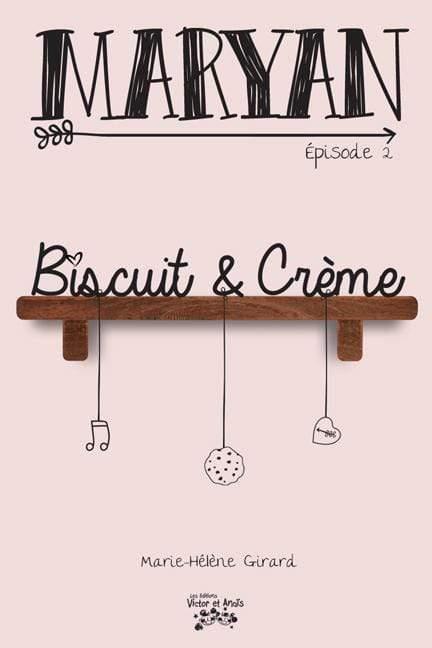 Biscuit et crème