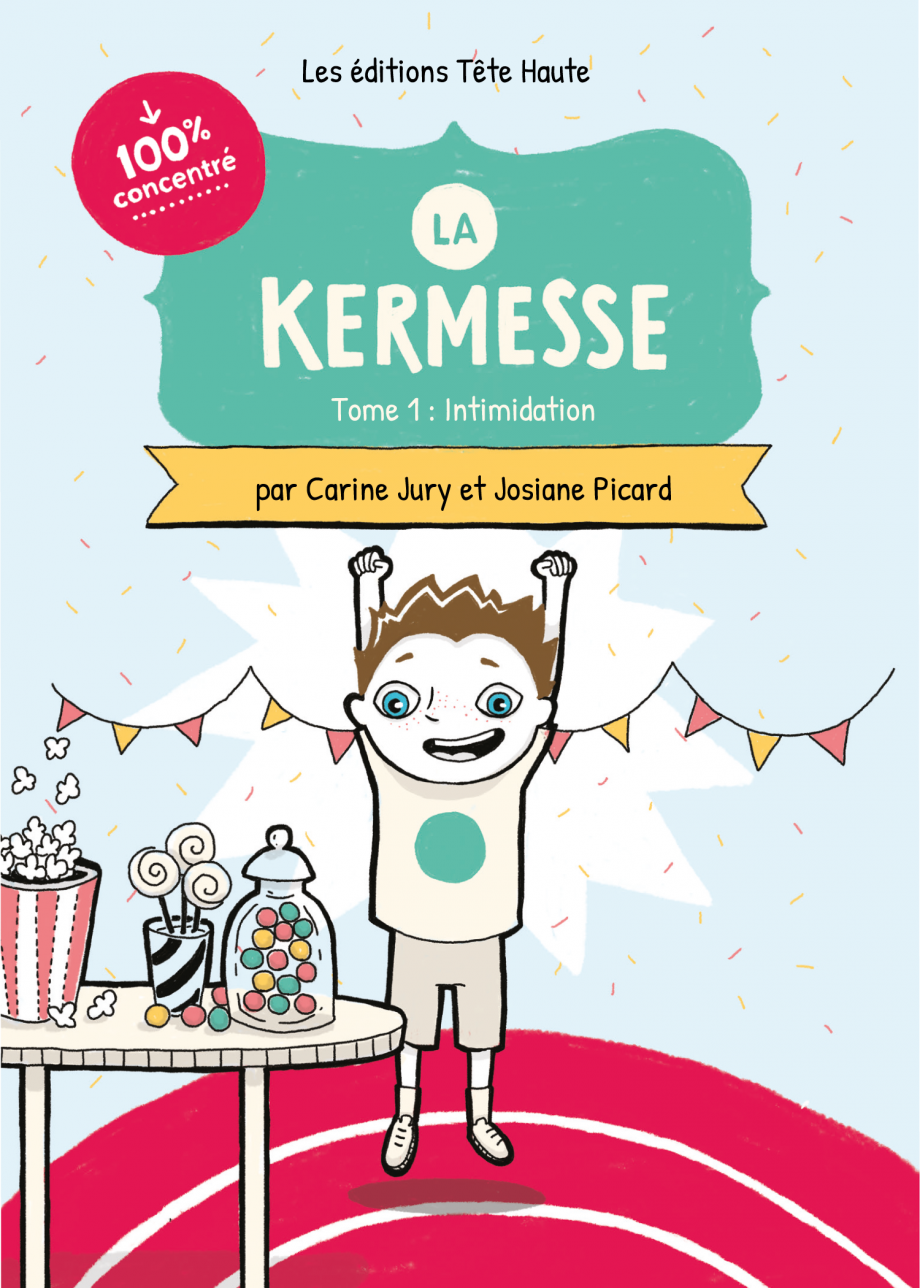 La kermesse : intimidation