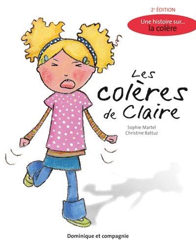 Les colères de Claire