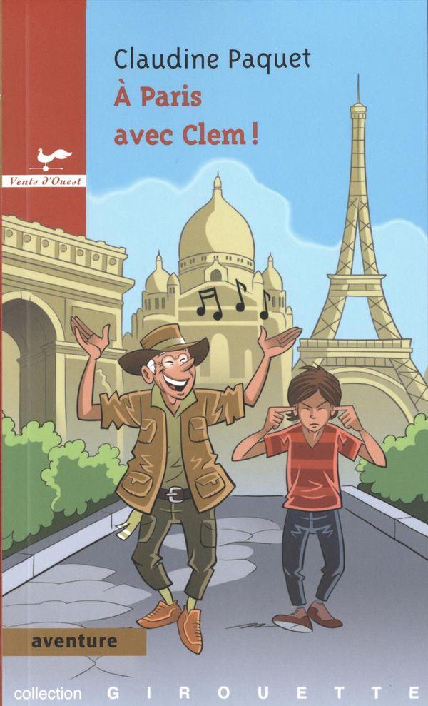 À Paris avec Clem !