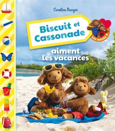 Biscuit et Cassonade aiment les vacances