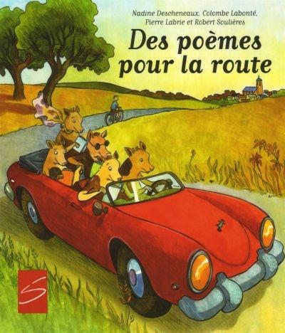 Un poème pour la route?