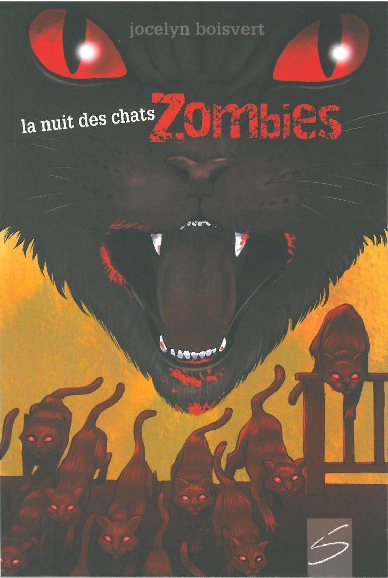La nuit des chats zombies