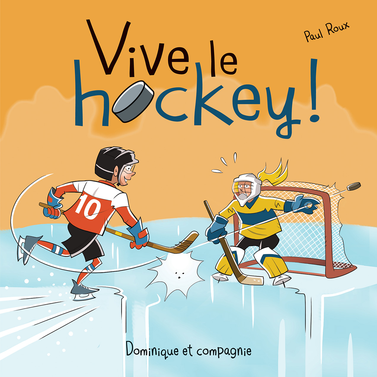 Vive le hockey!