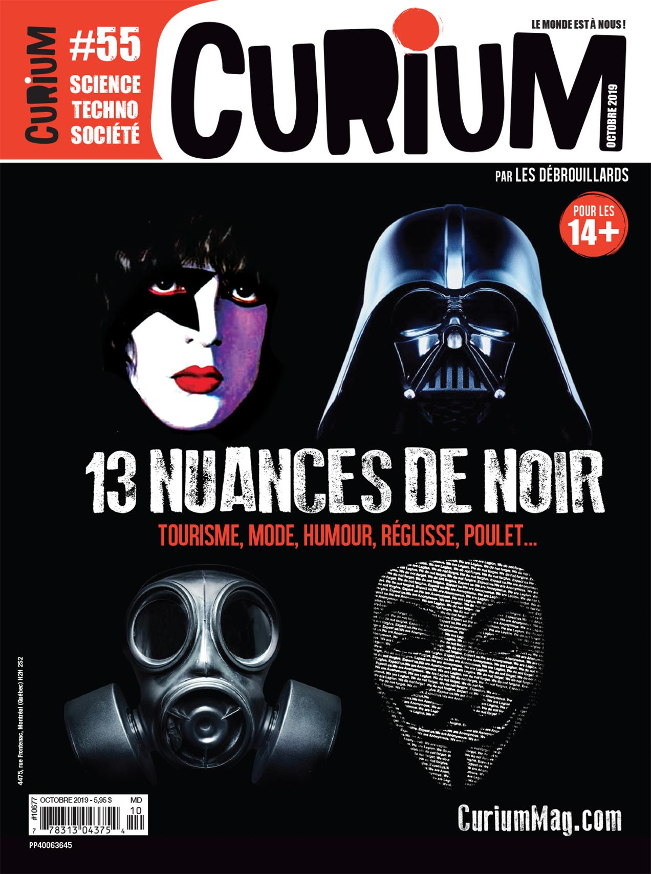 Curium, no 55, Octobre 2019