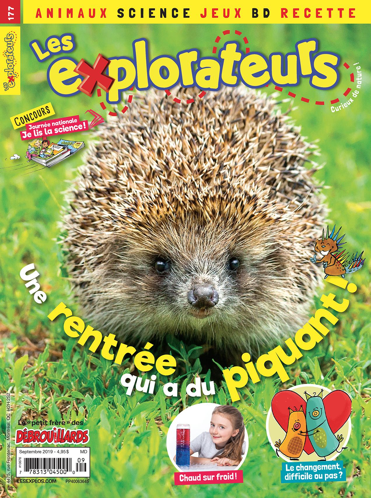 Les Explorateurs, no 177, Septembre 2019