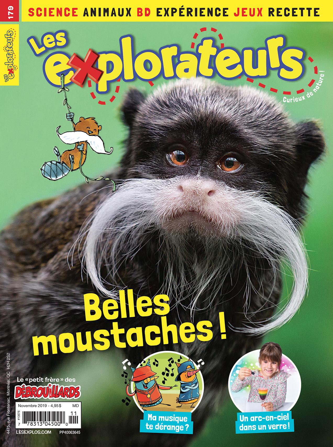 Les Explorateurs, no 179, Novembre 2019